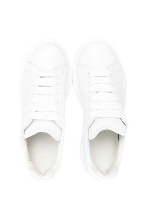 Sneakers bianche Alexander McQueen kids Alexander McQUEEN | 12 | 650863WHX1R9035