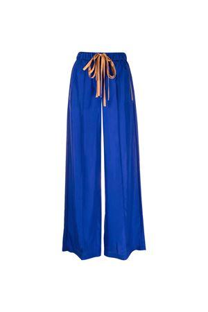 Pantaloni a palazzo con coulisse Alysi ALYSI | 9 | 101122P1006ZF