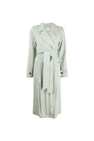 Cappotto midi con cintura Alysi ALYSI | 1463385353 | 101913P1027BRINA