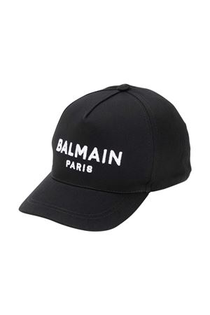 Black hat Balmain kids  BALMAIN KIDS | 75988881 | 6M0787MX560930