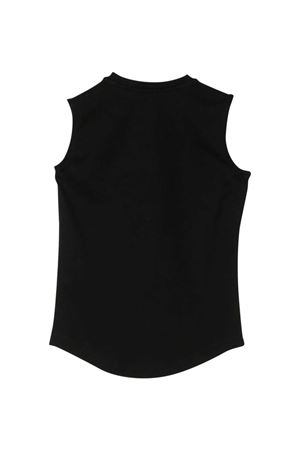 Black tank top teen Balmain kids  BALMAIN KIDS | 485524886 | 6M8042MX030930T
