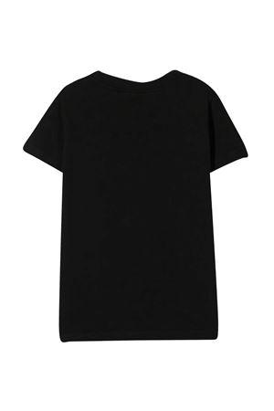 T-shirt nera Balmain Kids BALMAIN KIDS | 8 | 6M8091MX030930