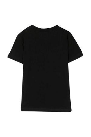 T-shirt nera Balmain Kids BALMAIN KIDS | 8 | 6M8701MX030930BC