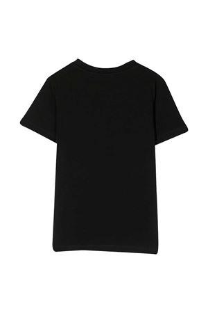 T-shirt nera Balmain Kids BALMAIN KIDS | 8 | 6M8721MX030930