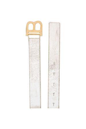 Cintura oro Balmain kids con fibbia BALMAIN KIDS | 22 | 6O0021OX670220