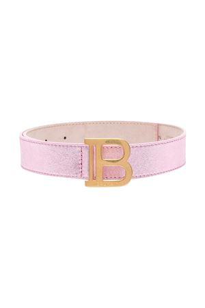 Pink belt teen Balmain kids with buckle BALMAIN KIDS | 22 | 6O0021OX670515T