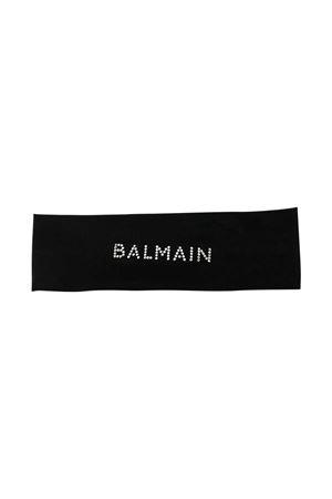 Fascia elasticizzata nera Balmain kids BALMAIN KIDS   -550735340   6O0054OB690930