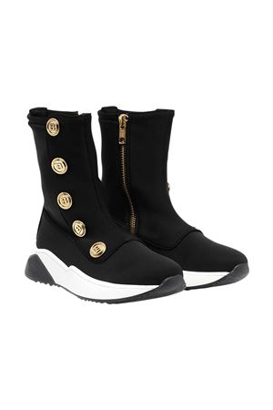 Black boots Balmain Kids  BALMAIN KIDS | 12 | 6O0186OX920930OR