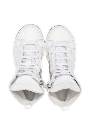 Sneakers alte bianche teen Balmain kids BALMAIN KIDS | 12 | 6O0696OX520100T