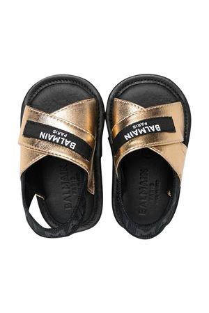 Balmain Kids gold sandals  BALMAIN KIDS | 5032315 | 6O0816OX820930OR