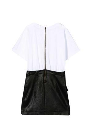 Vestito T-shirt bianco Balmain kids BALMAIN KIDS | 11 | 6O1171OB690100NE