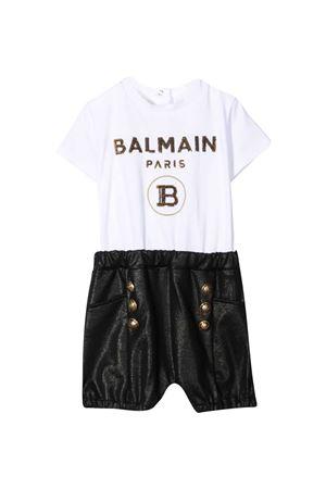 Tuta bicolore Balmain Kids BALMAIN KIDS | 19 | 6O1849OB690100NE
