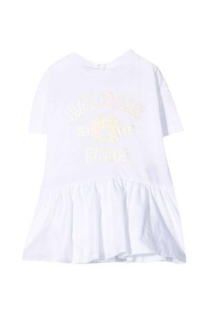 T-shirt bianca Balmain Kids BALMAIN KIDS | 11 | 6O1861OX390100OR