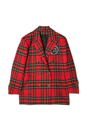 Red and green blazer Balmain kids BALMAIN KIDS | 3 | 6O2094OB030409VE