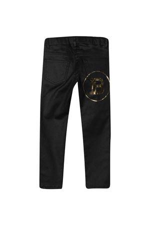 Jeans teen con stampa Balmain kids BALMAIN KIDS | 9 | 6O6000OX030930T