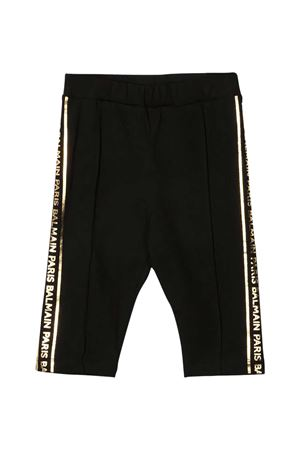 Black shorts Balmain Kids  BALMAIN KIDS | 9 | 6O6179OB690930OR