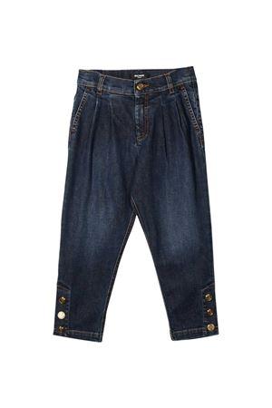 Jeans blu Balmain Kids BALMAIN KIDS   9   6O6180OA630621