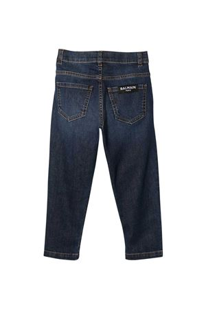 Jeans blu teen Balmain Kids BALMAIN KIDS | 9 | 6O6180OA630621T