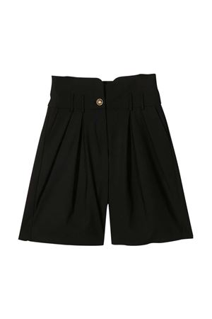Pantaloni neri teen Balmain Kids BALMAIN KIDS | 9 | 6O6219OC090930T