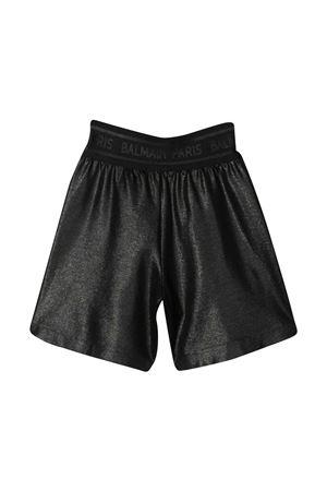 Shorts con stampa Balmain kids BALMAIN KIDS | 30 | 6O6229OB020930