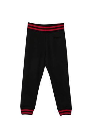Pantaloni neri Balmain Kids BALMAIN KIDS | 9 | 6O6597OX380930RO