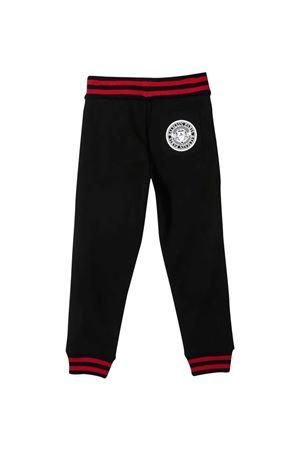 Pantaloni neri teen Balmain Kids BALMAIN KIDS | 9 | 6O6597OX380930ROT