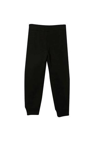 Pantaloni teen sportivi con stampa Balmain kids BALMAIN KIDS | 9 | 6O6657OX370930BCT