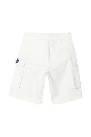 White shorts teen Balmain kids BALMAIN KIDS | 30 | 6O6679OC120100T