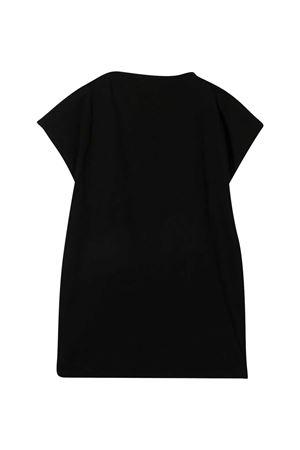 T-shirt nera Balmain Kids BALMAIN KIDS | 8 | 6O8081OB690930