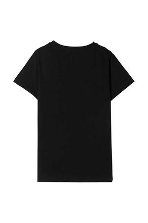 Black T-shirt teen Balmain Kids  BALMAIN KIDS   8   6O8561OB690930BCT