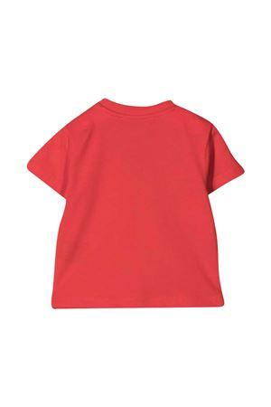 T-shirt rossa Balmain Kids BALMAIN KIDS | 8 | 6O8A21OX390412NE