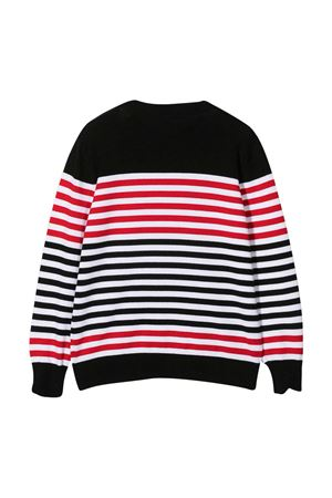 Balmain Kids striped sweater BALMAIN KIDS | 7 | 6O9510OC220930RO