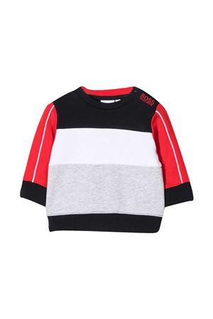 Felpa con design color-block Boss kids BOSS KIDS | -108764232 | J05861Z40