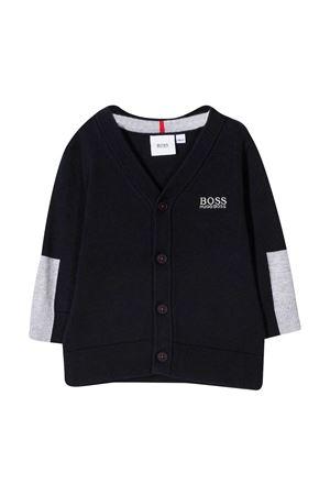 BOSS Kids two-tone cardigan  BOSS KIDS | 39 | J05862849