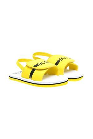 Sandali gialli BOSS Kidswear BOSS KIDS | 5032315 | J09143553