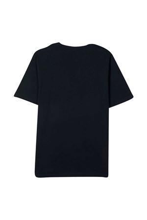 T-shirt blu BOSS Kids BOSS KIDS   8   J25G96849
