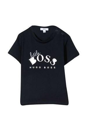 T-shirt blu BOSS Kids BOSS KIDS | 8 | J95304849