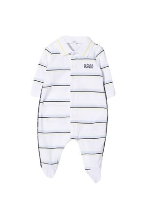 Tutina a righe BOSS Kidswear BOSS KIDS | 75988882 | J9831010B