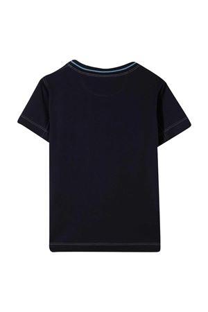 Brunello Cucinelli kids blue teen t-shirt  Brunello Cucinelli Kids | 1169408113 | B0B13T102CO198T