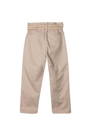 Pantaloni con vita raccolta Brunello Cucinelli kids Brunello Cucinelli Kids | 9 | B0F48P019C7498