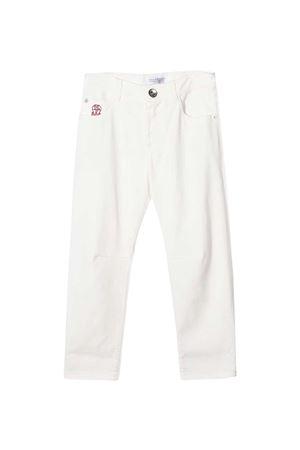Brunello Cucinelli Kids straight jeans Brunello Cucinelli Kids | 9 | B277PD300C7210