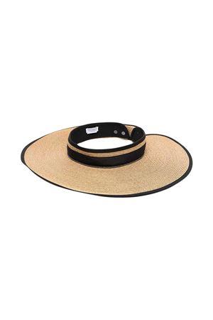 Visiera stile cappello Brunello Cucinelli kids Brunello Cucinelli Kids | 374009091 | BBCARL301C600