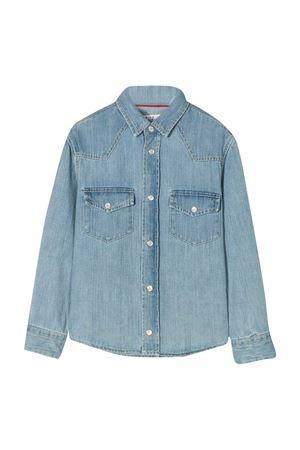Shirt with lightened effect Brunello Cucinelli kids Brunello Cucinelli Kids | 5032334 | BE645C360C4065