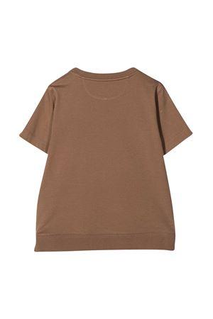 T-shirt cacao teen Brunello Cucinelli kids Brunello Cucinelli Kids | 8 | BE857T113CD141T