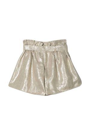 Short teen con cintura Brunello Cucinelli kids Brunello Cucinelli Kids | 30 | BH169G038C1299T