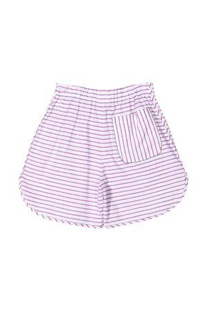 Shorts a righe Brunello Cucinelli Kids Brunello Cucinelli Kids | 30 | BQ674L305C117