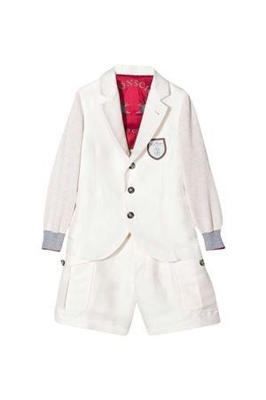Brunello Cucinelli Kids two-piece suit Brunello Cucinelli Kids | 11 | BW415A113C5831