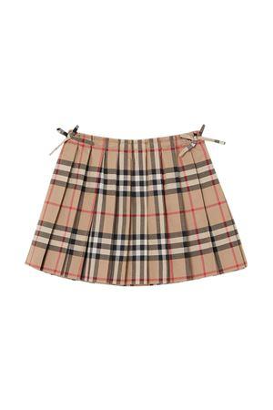 Beige skirt Burberry kids  BURBERRY KIDS | 15 | 8012122A7028