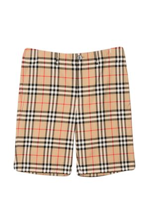 Vintage Check shorts teen Burberry Kids  BURBERRY KIDS | 30 | 8014135A7028T