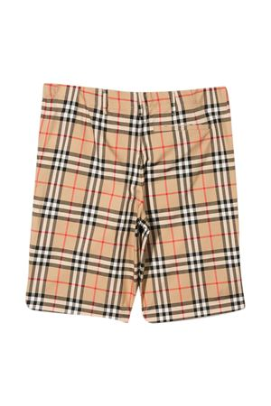 Vintage Check Burberry Kids Shorts BURBERRY KIDS | 30 | 8014135A7028